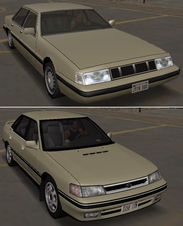 Image 3 - 90s Atmosphere Vehicles Pack Reborn 2 0 mod for