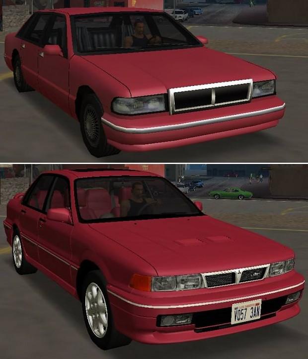 90s Atmosphere Vehicles Pack Reborn 2.0 [GTA SA] - YouTube