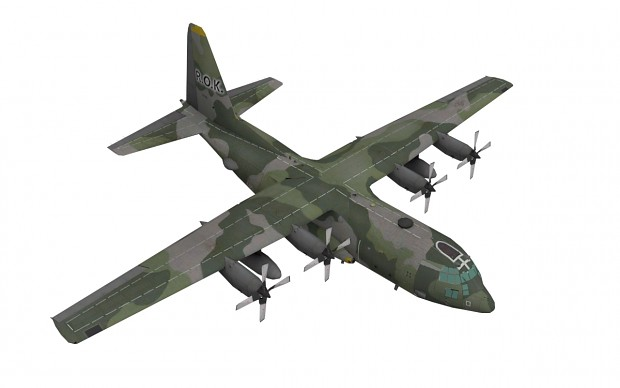 ROKAF(South Korean)C-130