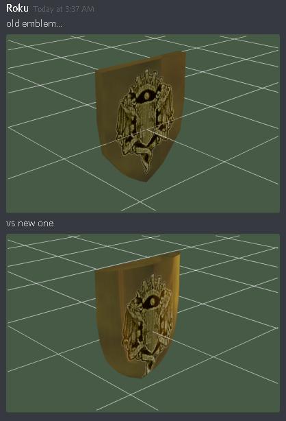 Remaking some models...