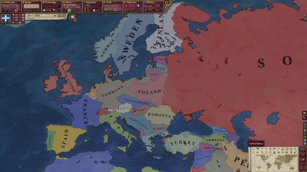 1920 europe