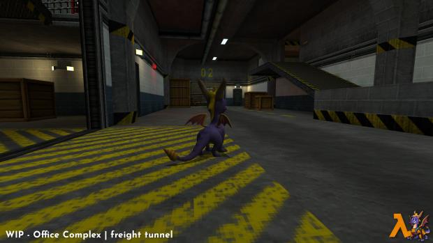 level oc freighttunnel