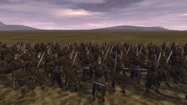 Noldor Bodyguards