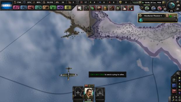 Honduran Fighter