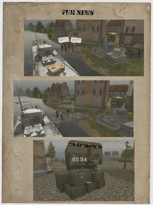 FUM Update! Kriegsmarine update!