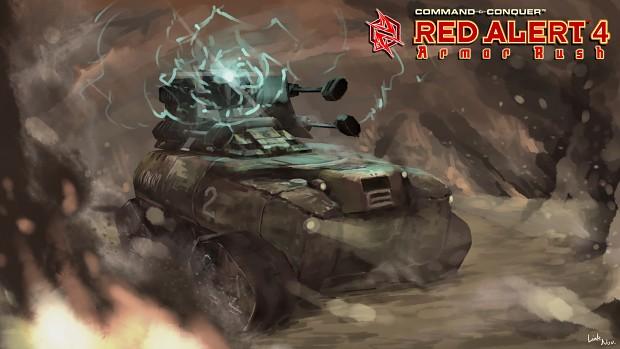 Red Alert: Armor Rush