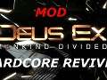 Deus Ex Mankind Divided: Hardcore Revived