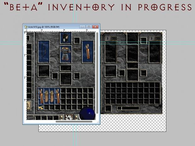"New ""old"" inventory prototype"