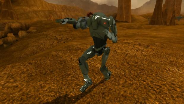 New Super Battle Droid Model