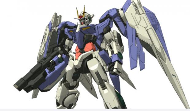 Gundam Model {1