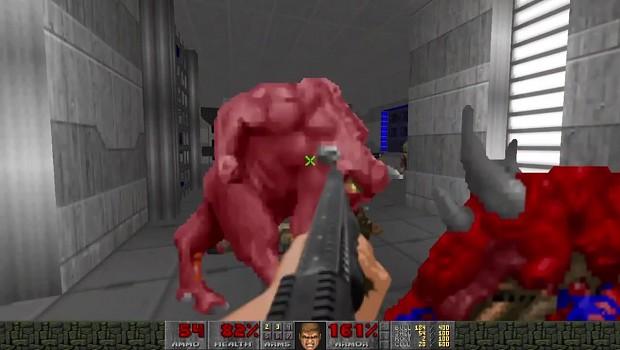 WW2-Weapon Pack (Doom 2 mod) + BackToHell BETA (Cu