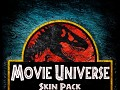 Jurassic Park: Movie Universe Skin Pack