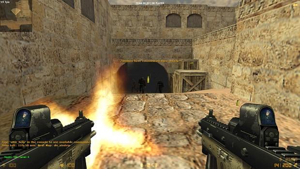 Gameplay - Zombie Scenario