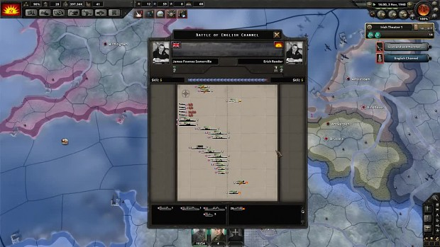 HOI 4 Submarines not so useless mod example