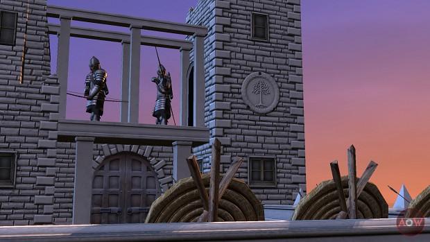 Gondor Archery Range Preview