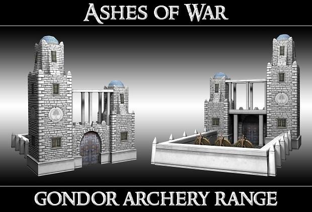 Gondor Archery Range