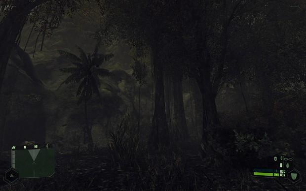 Jungle hostility