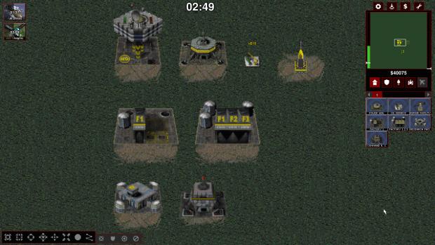 Alpha buildings