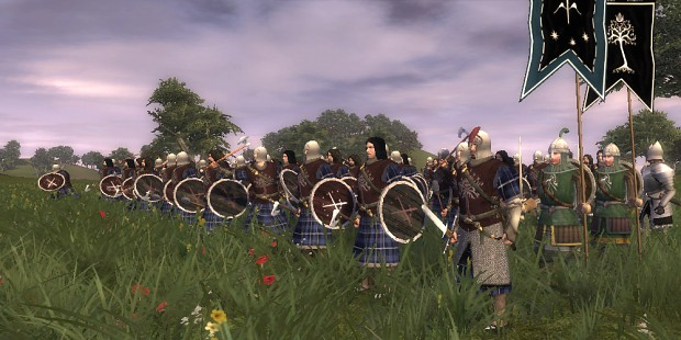 Lamedon Clansmen