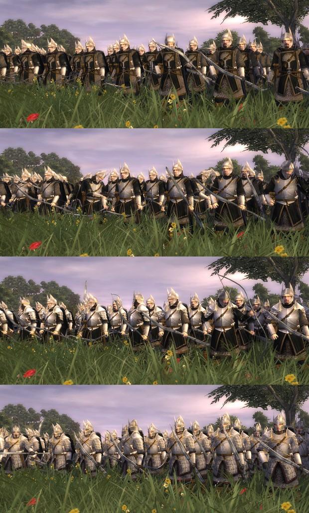 Arnorian Steelbowmen