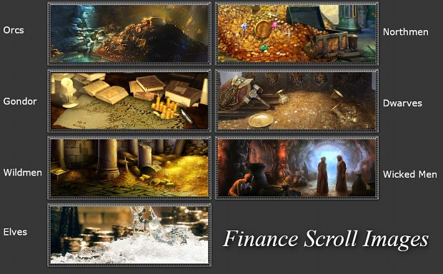 Improved Finance Scroll Images