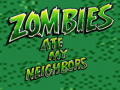 Zombies Ate My Neighbors: GoldSrc Edition