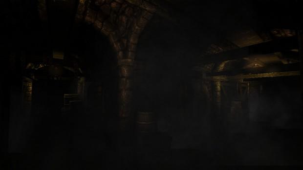 Underground section