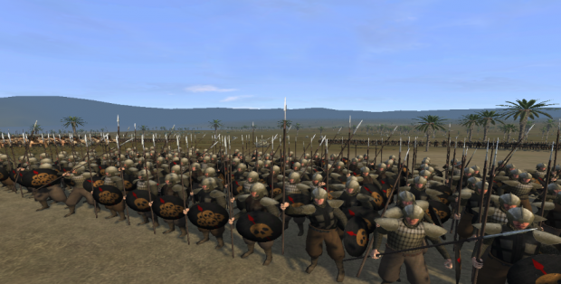 Golden Company Spearmen