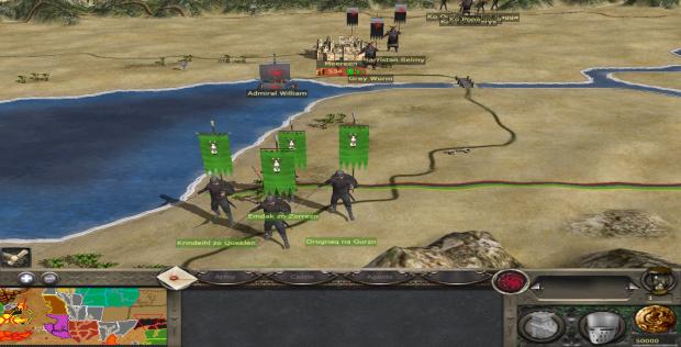 War for Slavers Bay