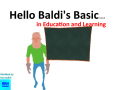 Hello Baldi