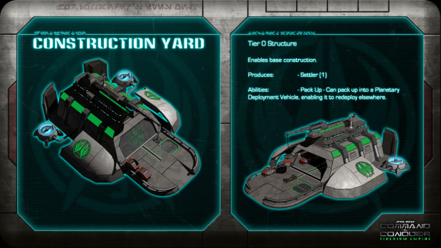 Republic Peacekeepers Construction Yard