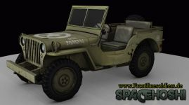 the willy jeep by spiderdan and spacehoshi