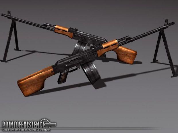 Kalashnikov RPK