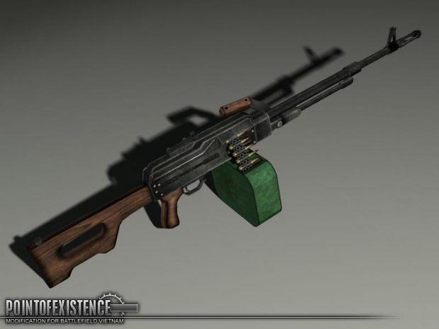 Kalashnikov PKM