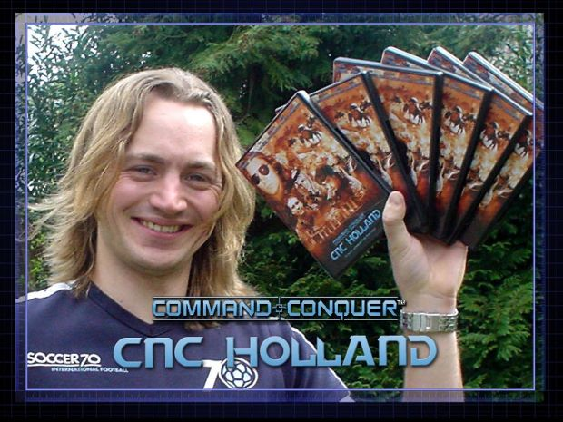CnC Holland Double CD !