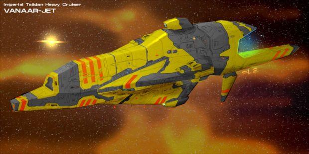 Vanaar-Jet