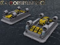 Air Cushioned All Terrain Landing Craft (Untextured)