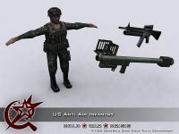 Anti Air Infantry