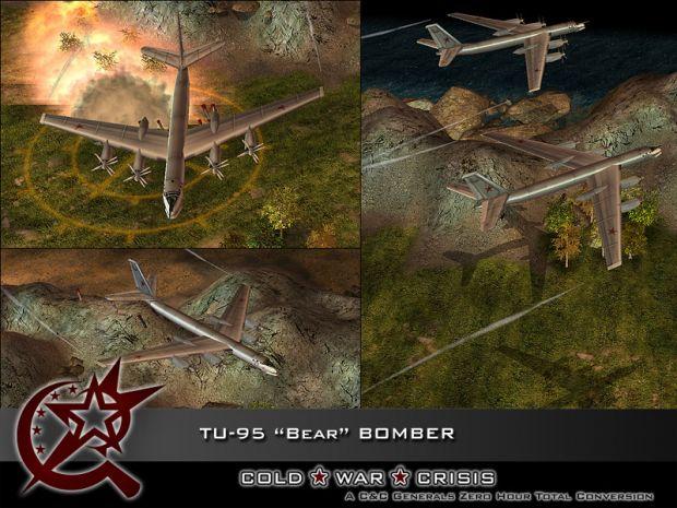 """Tu-95 """"Bear"""""""
