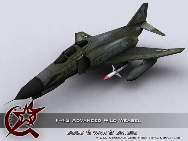 F-4G Render