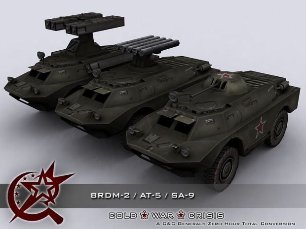 New BRDM-2