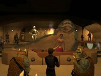 Star Wars Episode VI Escape from Jabba's Palace sp mission