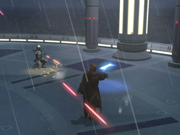 Sp mission Kamino image - Knights Of The Force Mod for Star Wars: Jedi