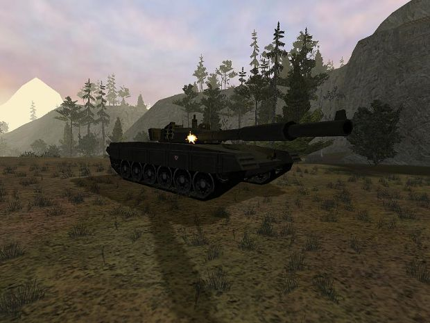 Tank M91/92 VIHOR