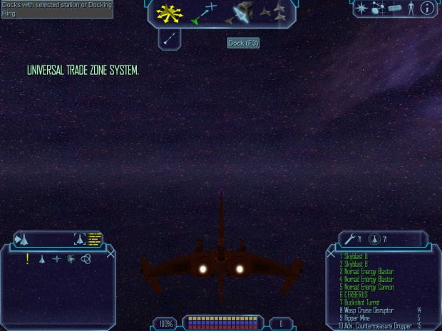 Trading station system requirements