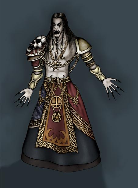 Vampire Dreadlord