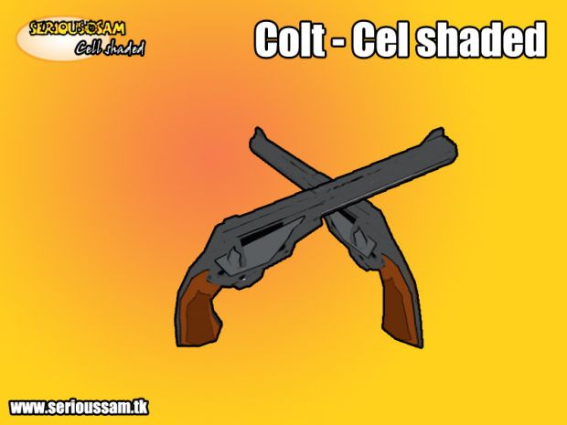 Colt Cel shaded