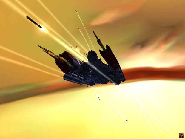Taiidani C-3M/X Gladiator Battlecruiser