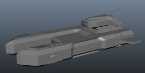 Strike Frigate Replacement (WIP)