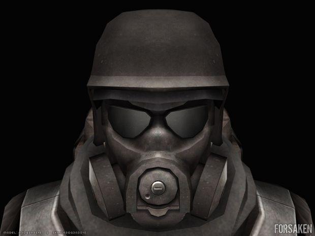 Governor Soldier Head